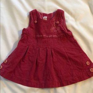 Adorable Clayeux cotton dress, 3M
